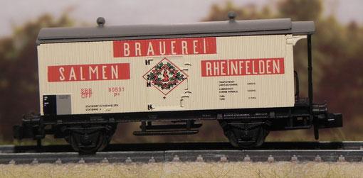 Salmen Brauerei - Arnold
