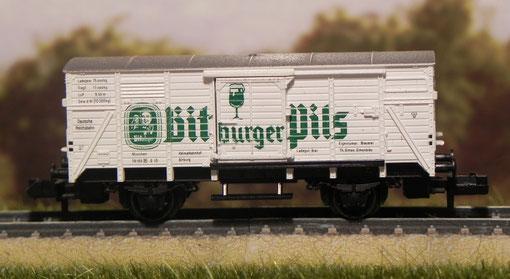 Bit Burger Pils - Fleischmann