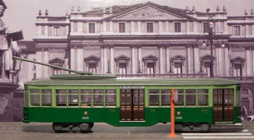 Anno 1929 - Vettura 1636 - Linea 23