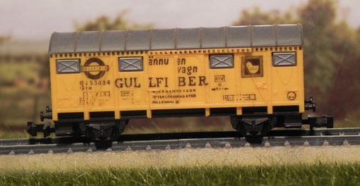 Gullfiber - Lima