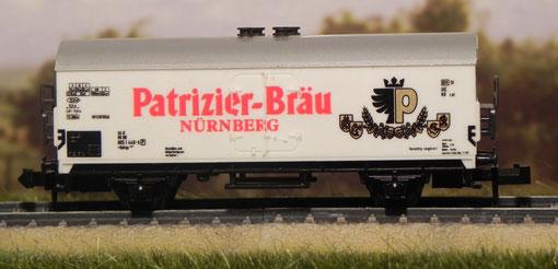 Patrizier Brau - Minitrix