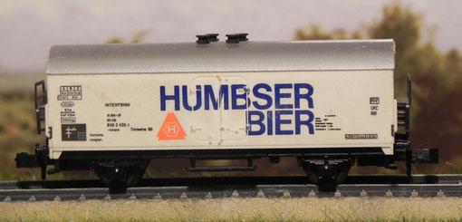Humbser Bier - Minitrix