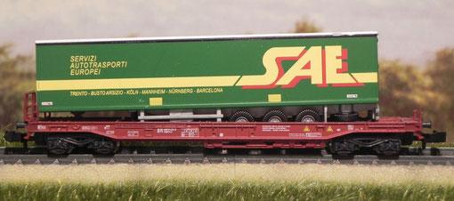 Carro canguro SAE - Roco - 25653