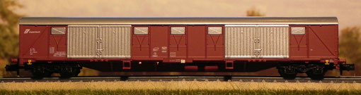 Carro Gabs - MTR - Trenitalia - 37003A