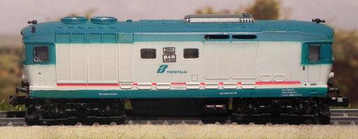 D 445 1032 - Pirata Models - 2001