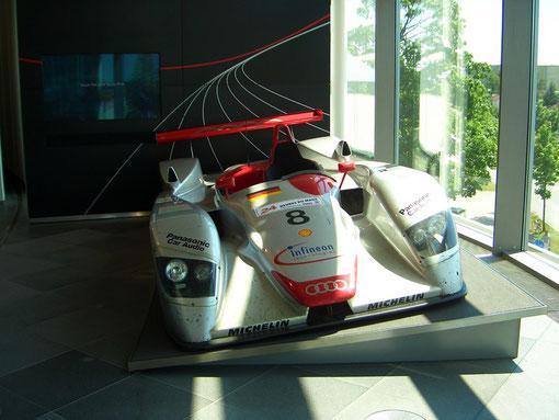 Audi R 8, der erfolgreichste Rennsportwagen aller Zeiten