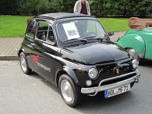 Fiat 500 Von Martin Flenter aus Stadtoldendorf