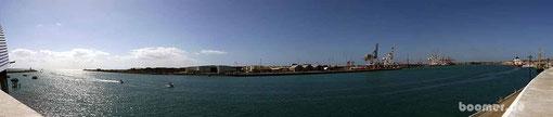 Frachthafen Fremantle