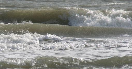 Wellen Meer Wasser Kathrin Steiger Fantasie und Wirklichkeit Fotografien und Gedichte