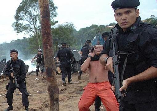 """>Belo Monte - Es wird """"evakuiert"""" <"""