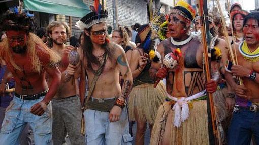 >Belo Monte: Euer Profit zerstört unser Leben<
