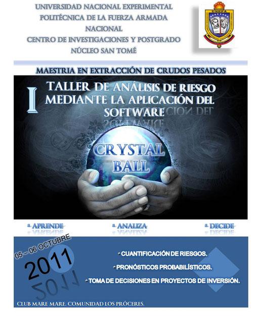 TALLER DE ANALISIS DE RIESGO MEDIANTE APLICACIÓN DEL SOFTWARE