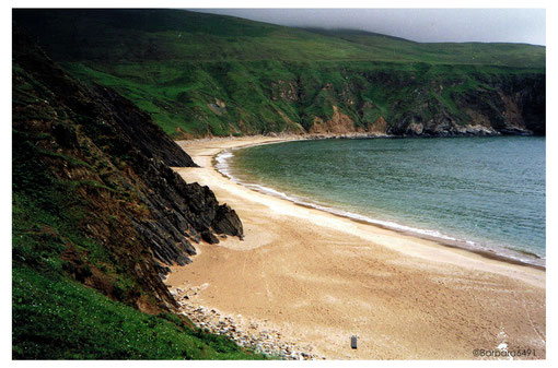 Silver Strand, Malin Beg, Co. Donegal, Rep. Irland