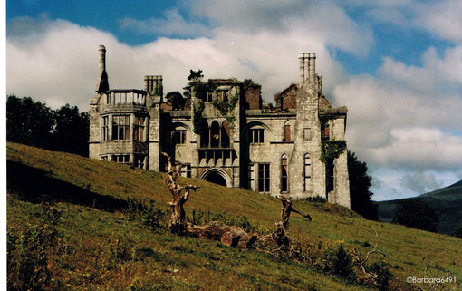 Puxley House, Beara Peninsula, Co. Cork & Kerry
