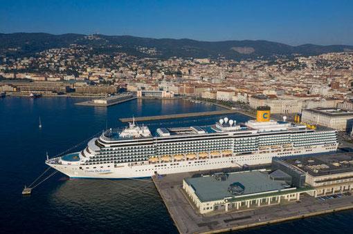 Costa Deliziosa Kreuzfahrten nach Griechenland werden bis zum 26. Dezember ausgesetzt