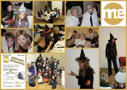 Gänsehaut-Geschichten am 31.10.2012 im Museum Erding