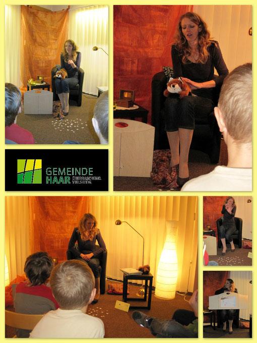 Gemeindebücherei Haar, 18.11.2011