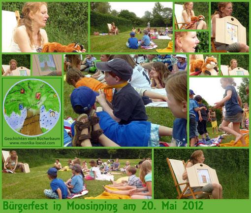 Bürgerfest Moosinning, 20. Mai 2012