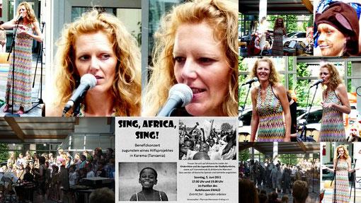 """5. Juni 2011, """"Sing, Africa, Sing!!!"""", Erding"""