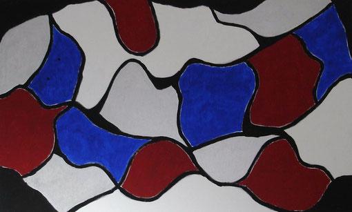 """""""passion"""", Acrylic on canvas, 130 x 80 cm, price and availability on request, """"Leidenschaft""""  Acryl auf Leinwand       130 x 80 cm       Preis und Verfügbarkeit       auf Anfrage"""