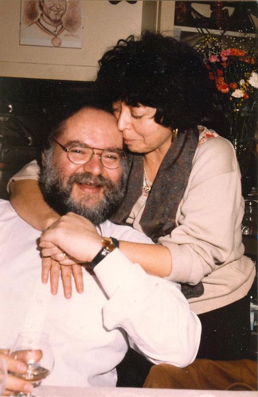 1990 avec Annie