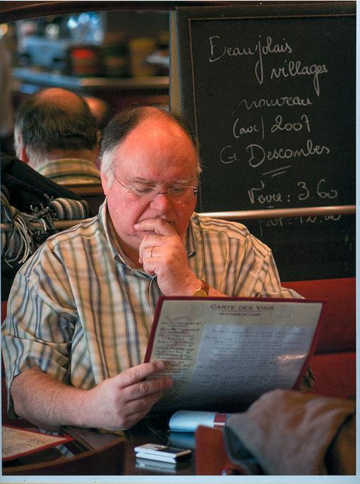 2007 aux Colonnes à Issy photo Thierry Dehesdin