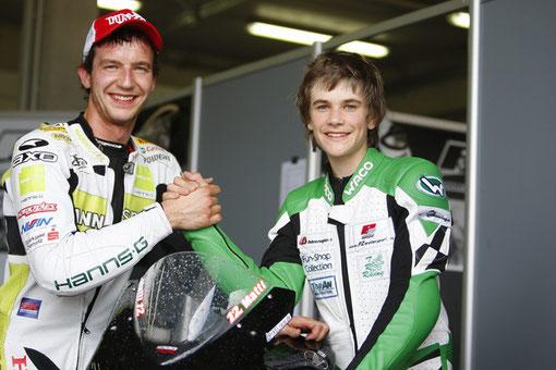 Max Neukirchner, Moto2, Moto GP, PZ Cup, 4-h Rennen