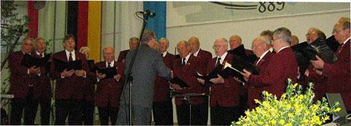 Männerchor 2011