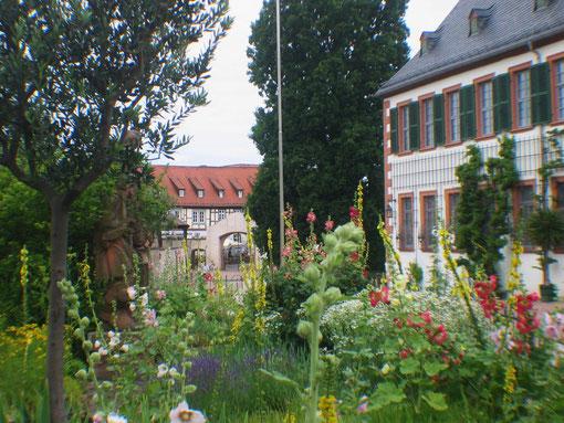 Seligenstadt bietet immer wieder neue Blickwinkel