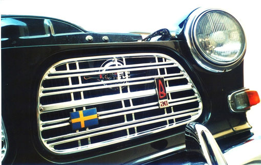 Detailfoto Volvo Amazon