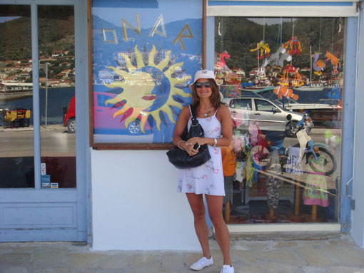 Shopping Kefalonia