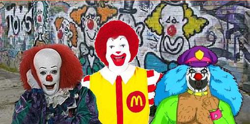 """Eso, Ronald (a.k.a. el-que-no-debe-ser-nombrado) y Rockso (el """"proveedor"""" de la banda)"""