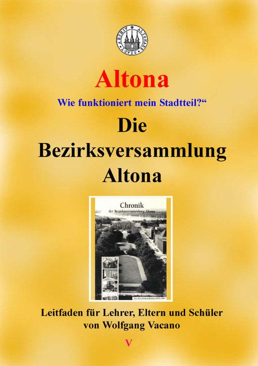 Die Bezirksversammlung Altona