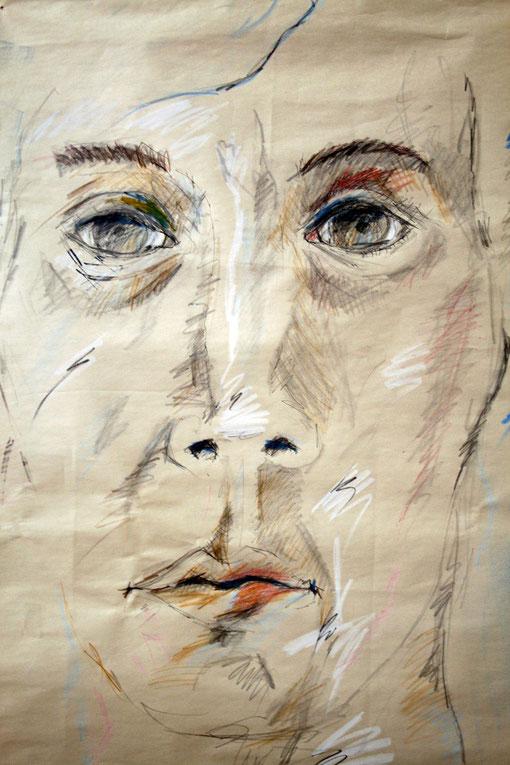 portrait 70x100