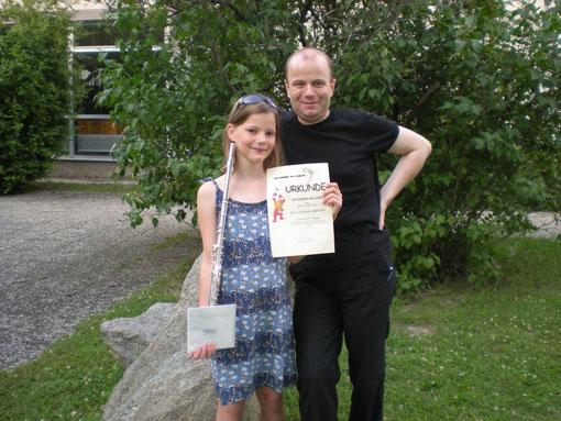 Katharina Müllner / ML Gerald Hoffmann