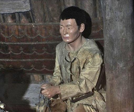 Помащник якутского шамана