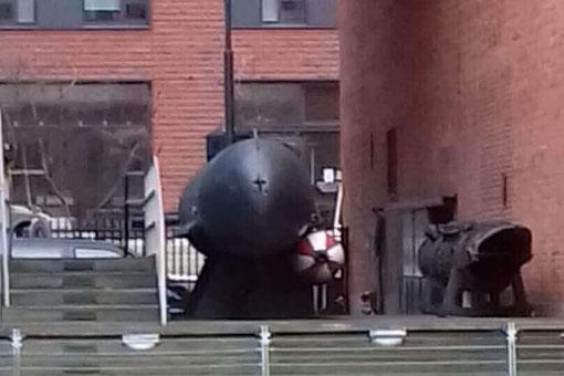 Elbphilharmonie & Hafenrundfahrt, U-Boote in Hamburg, Maritimes Museum