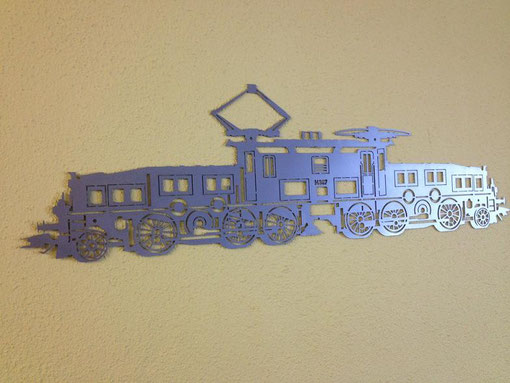 Lokomotive Krokodil