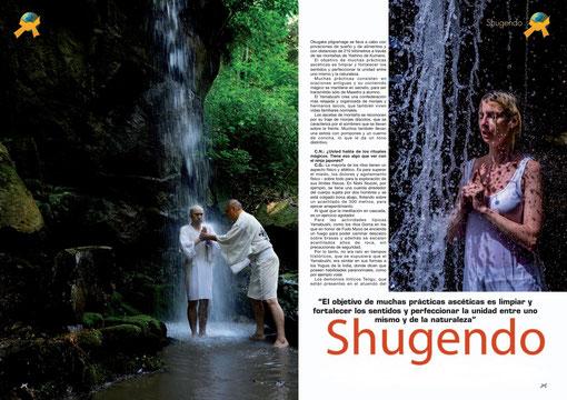 Karatemagazin Shugendo & Karate @ Christian Grübl