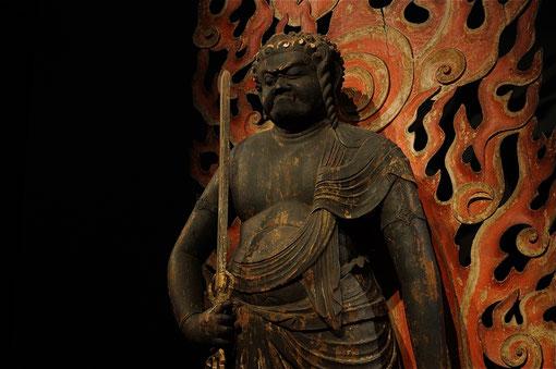 Fudo Myoo im Tokyoter Nationalmuseum