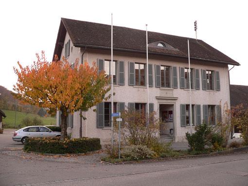 Schulhaus Unterendingen