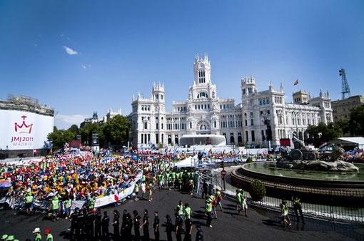 Madrid desde el alma...