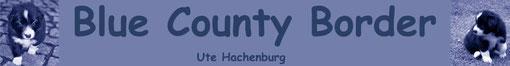 Züchterin Ute Hachenburg und ihre Blue County Borders