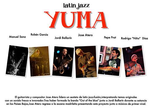 """Grupo que mezcla el latin jazz y la música cubana con el sonido jazz fusión de """"Weather report"""",""""Pat Metheny o """"Steps ahead"""". Con la influencia del lenguaje armónico de """"Erykah Badu"""" y otros grupos de"""