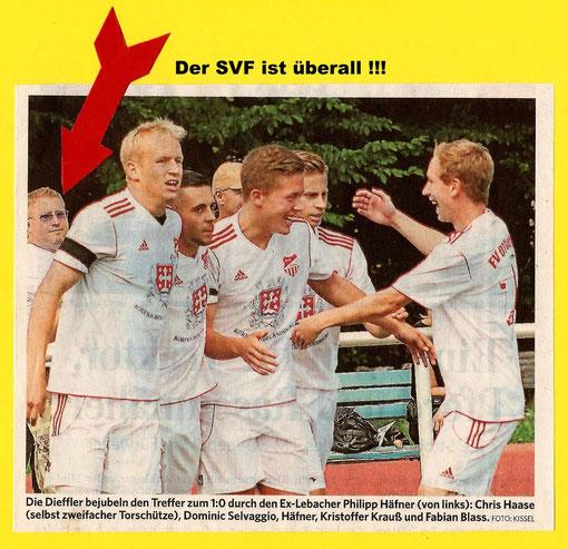 Saarbrücker Zeitung 12.08.13