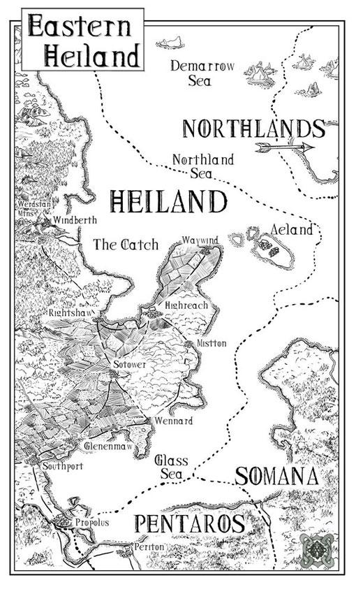 Eastern Heiland