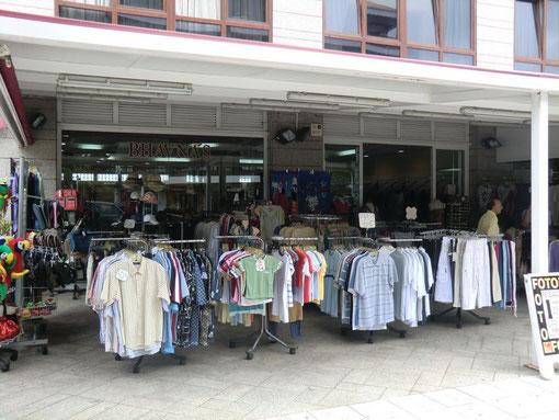 Ladenlokal in Laufzone zur Existensgründung zum vermieten oder Kauf in Puerto de la Cruz im Norden auf Teneriffa