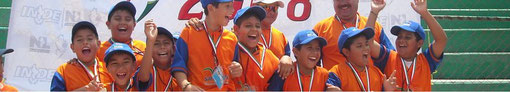 Sierra Madre campeon Olimpiadas Estatales Nuevo Leon 2008