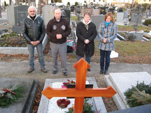 15.12.2013 Franz, Robert, Trixi, Ivana