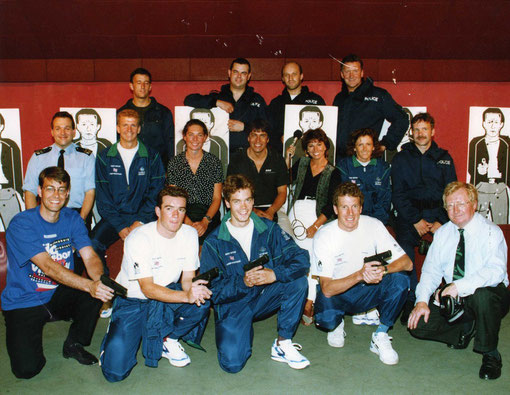 1994 Great Britain Squad and friends